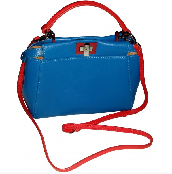 sac bleu d'occasion