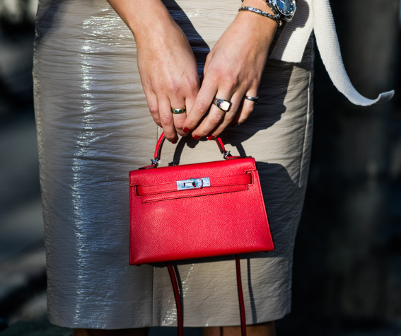 sac mini rouge
